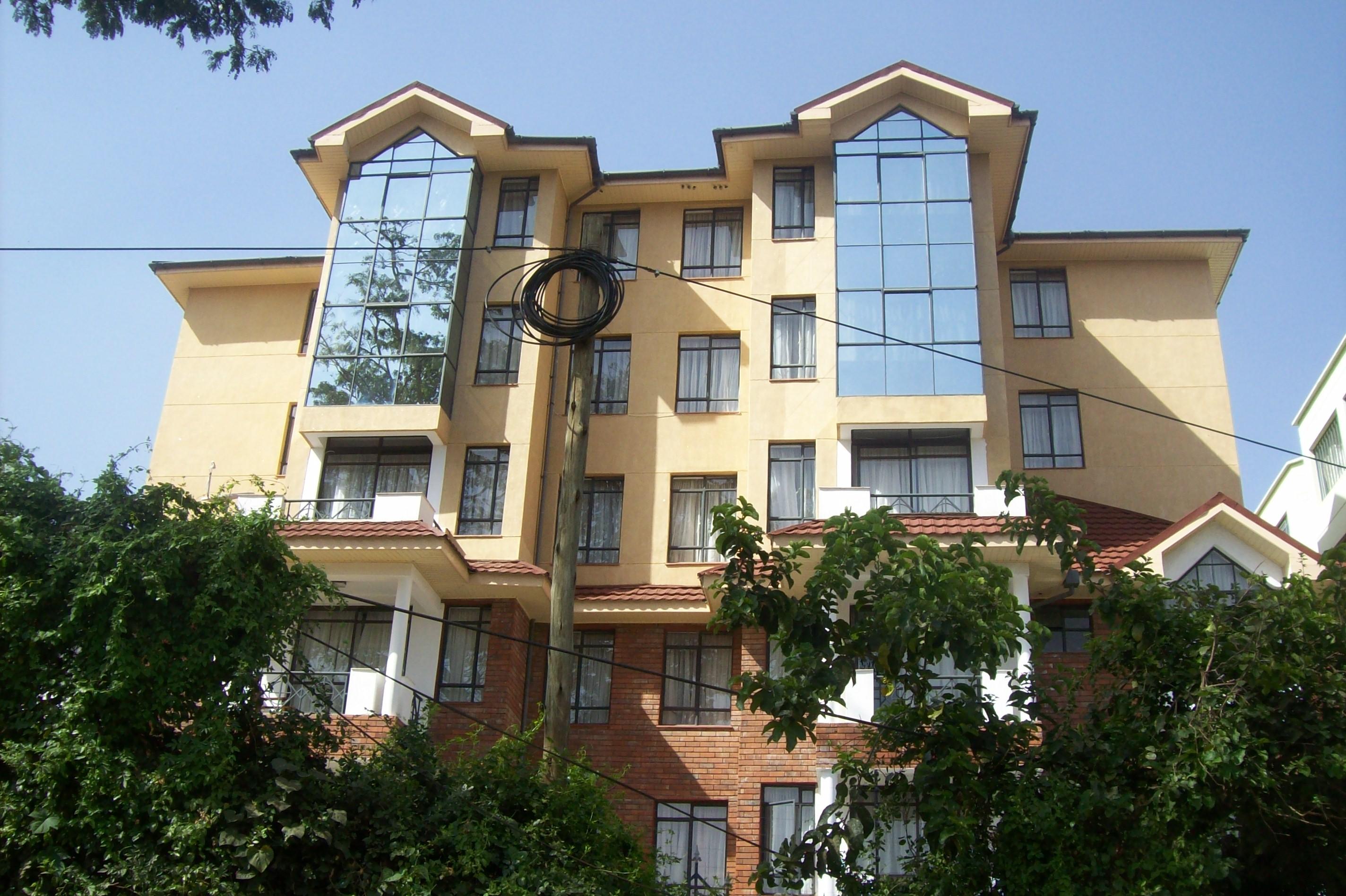 SK Archplans Architects-Angels Court Apartments