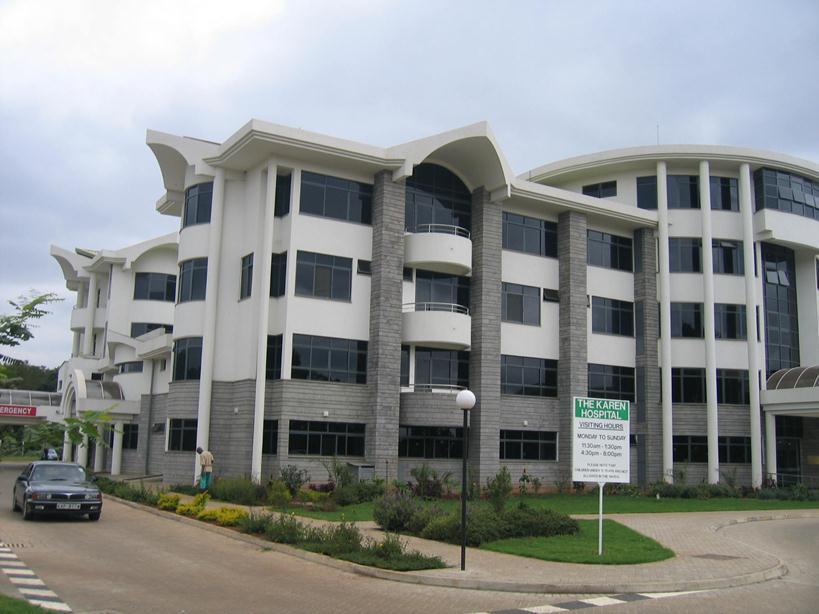 SK Archplans Architects-Karen Hospital