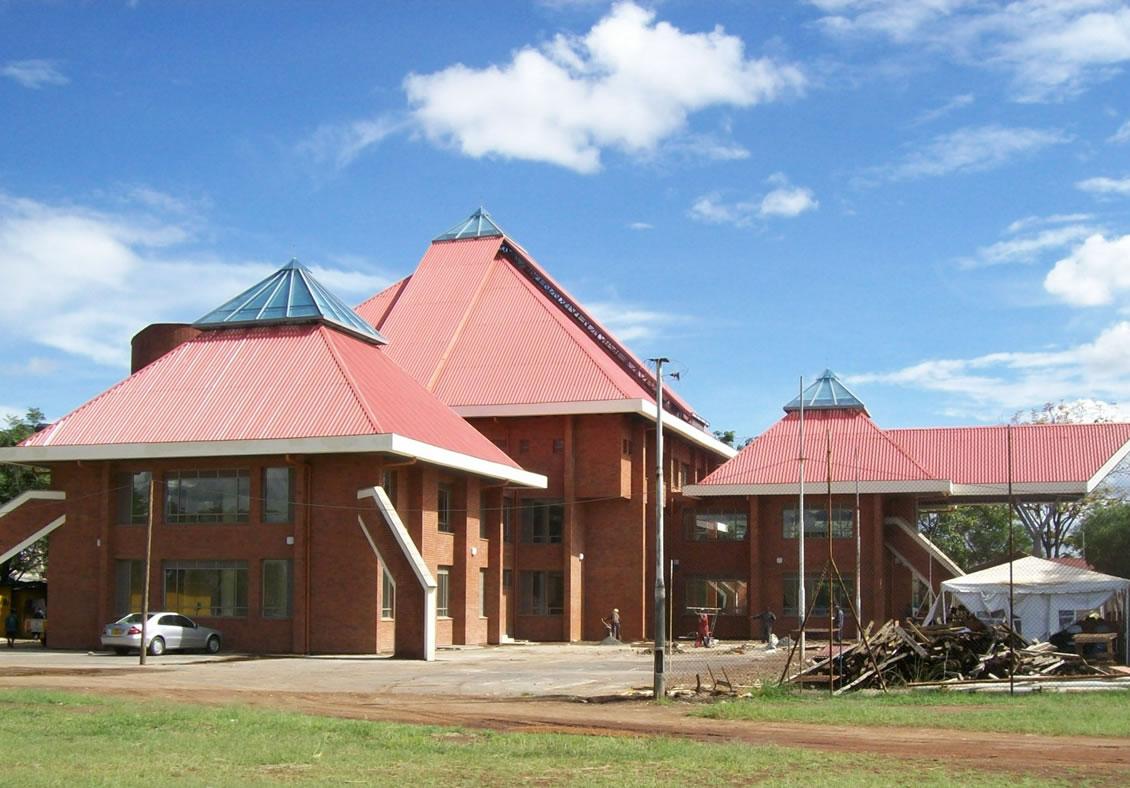 SK Archplans Architects-KCA-Library