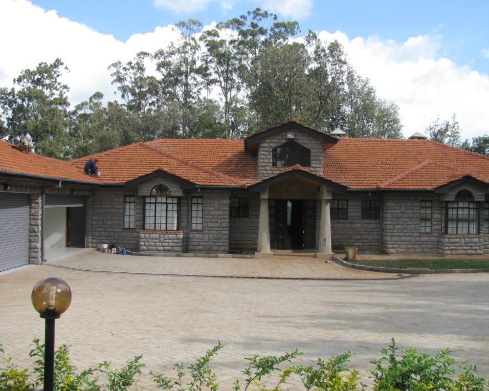 Residential house, Karen, Miotoni
