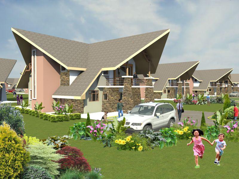 Sk Archplans Residence house