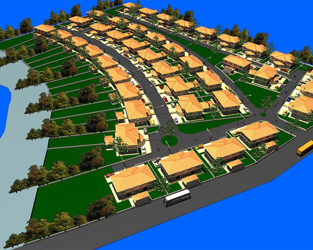 Athi River Town Houses Scheme 2