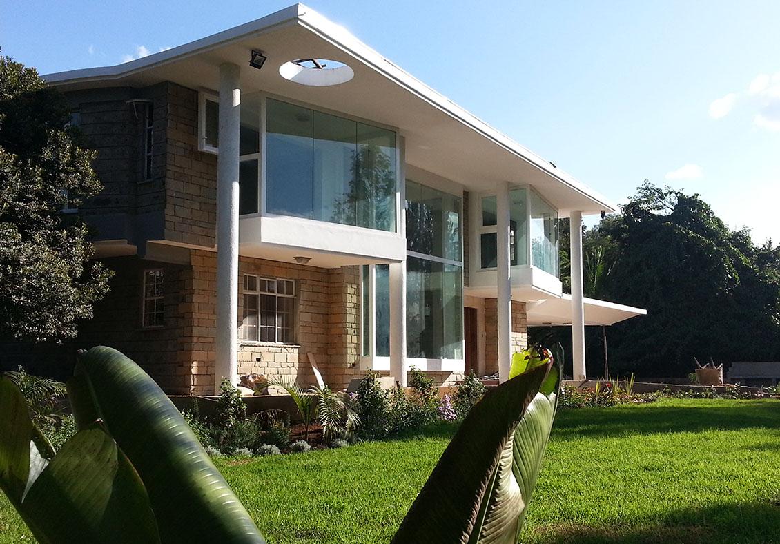 SK Archplans- Karen House