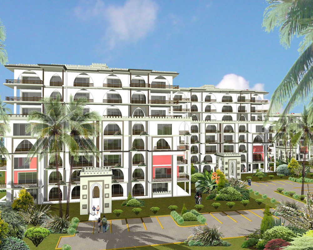 proposed residential apartments in Mombasa