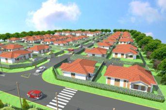 Proposed development in Kaputiei – Gated Community